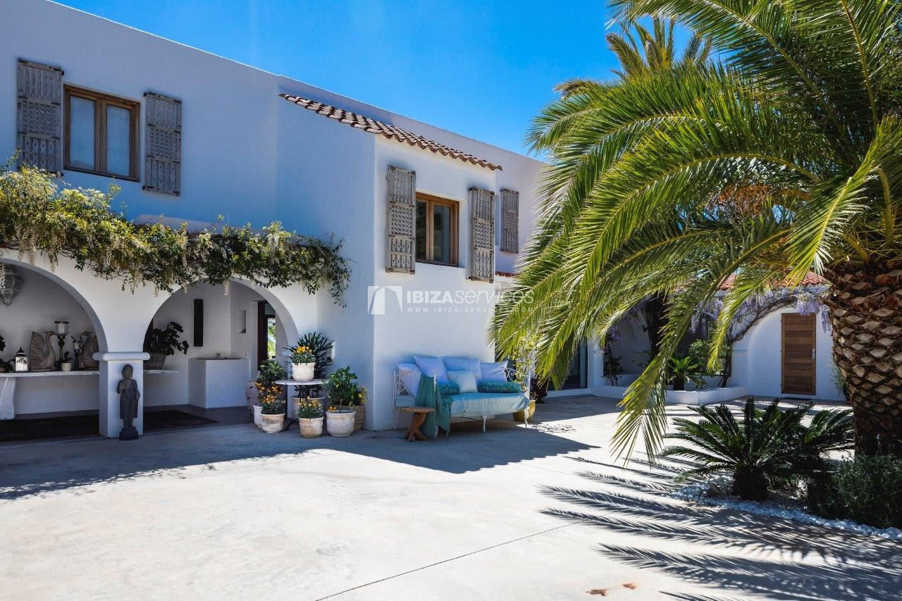 Km 4 Amazing finca Ibiza summer rental