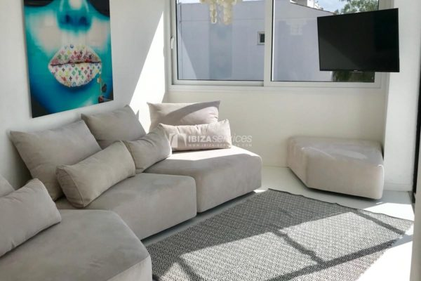 Buy apartment playa d'en bossa modern 1 bedroom semi-penthouse