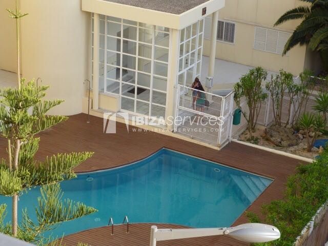 2 bedroom apartment seasonal rent Marina Botafoch