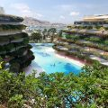 Penthouse Las Boas Ibiza 2 bedroom apartment seasonal rental.