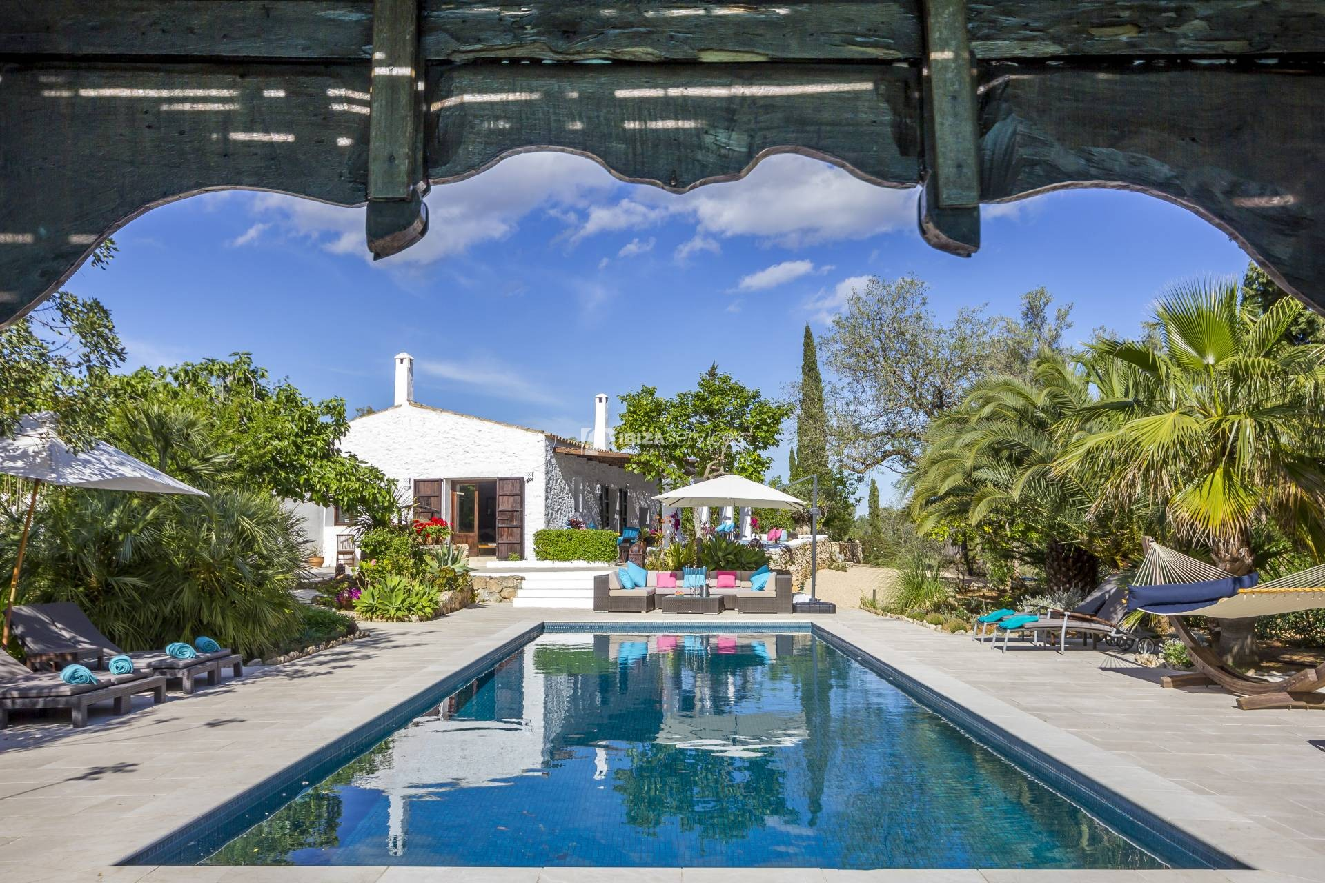 Beautifully finca located between St gertudis and San lorenzo perspectiva 5