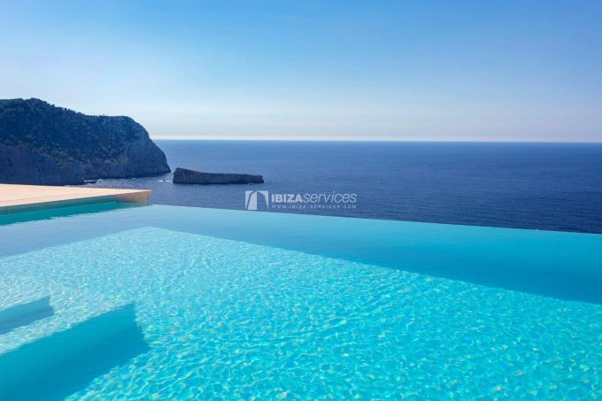 San Miguel amazing minimalist villa breathtaking views