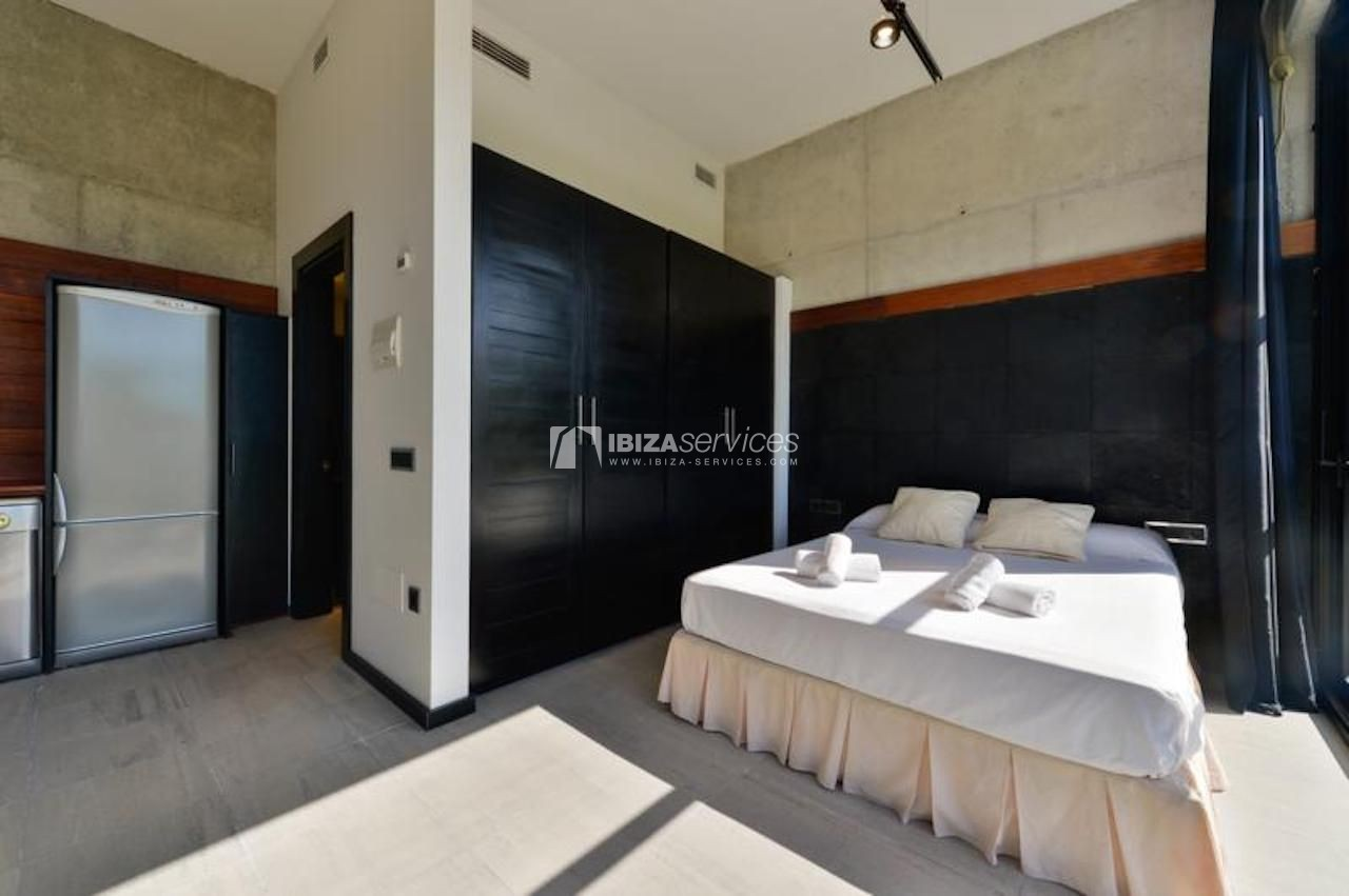 Can Furnet luxury  modern 6 bedroom villa holiday rental Ibiza perspectiva 17