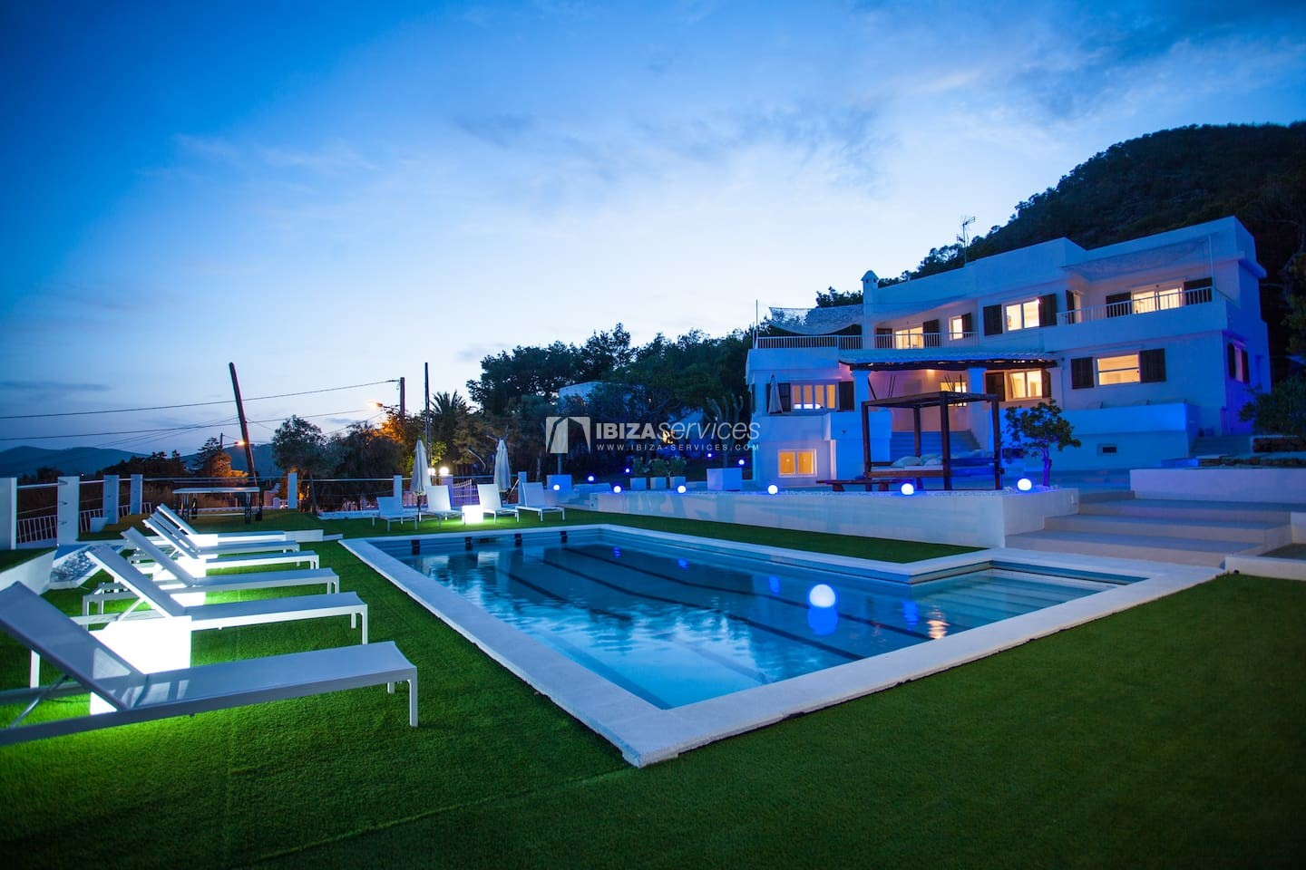 Villa with great views perspectiva 2