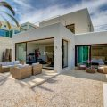 Luxury 6 bedroom holiday villa Cala Jondal close to Blue Marlin