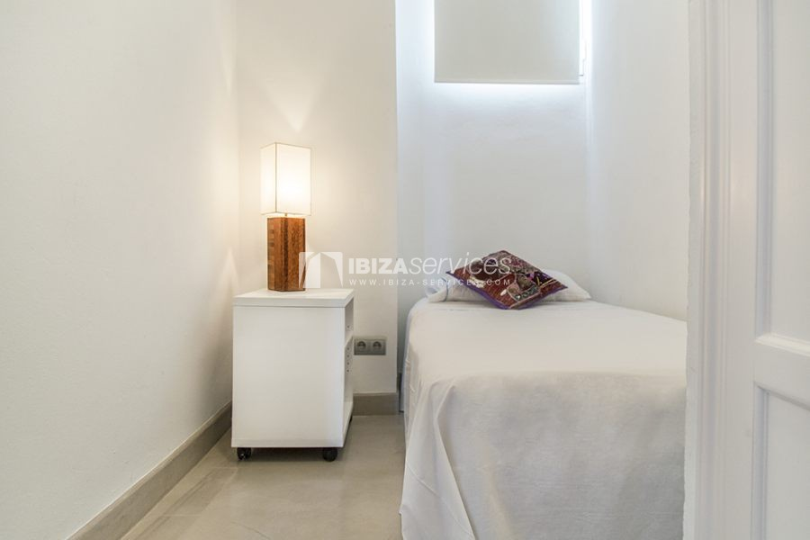 Seasonal rent semi-detached house view to Es Vedra perspectiva 13