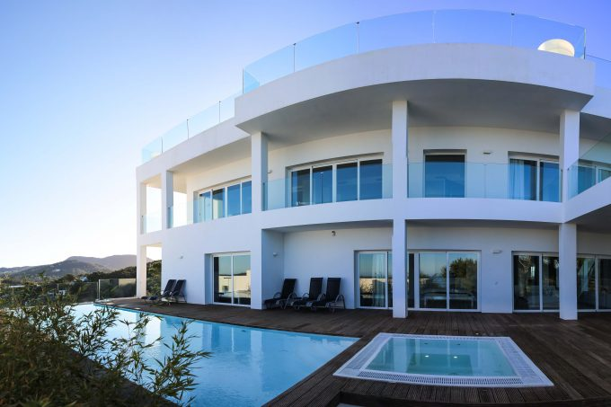 Cala Moli Villa 4 bedroom villa with amazing sea views