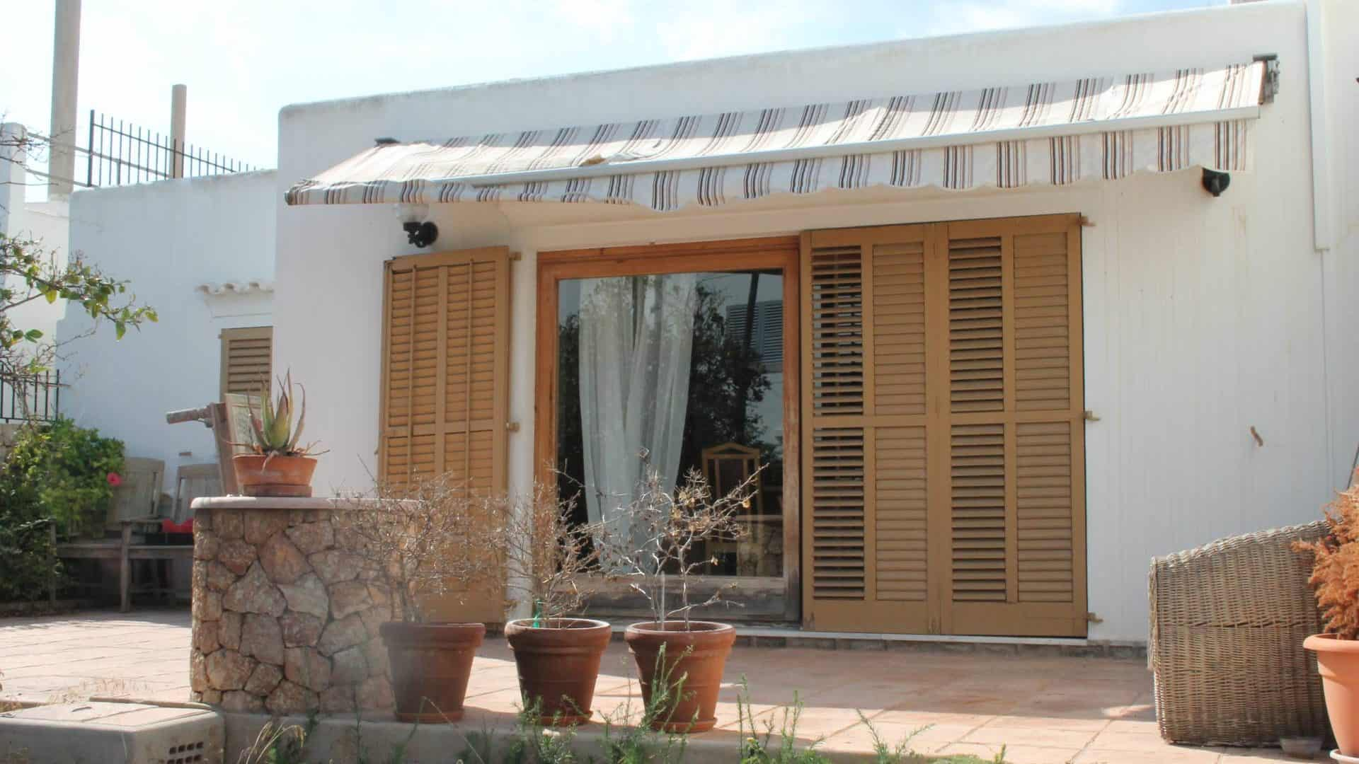 Cas Serres 4 bedroom house for annual rent in Ibiza
