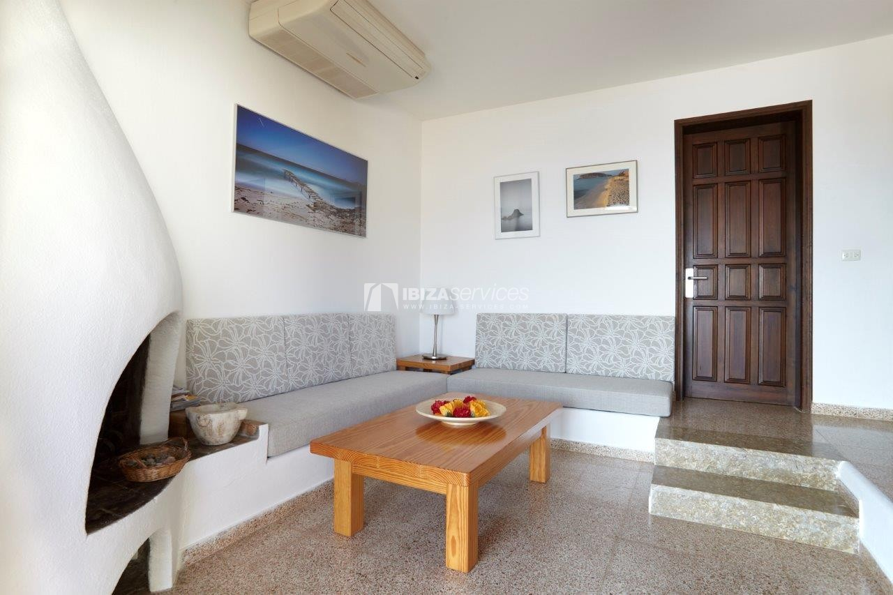 Cala Codolar villa vacation rentals 3 bedrooms with tennis court perspectiva 17