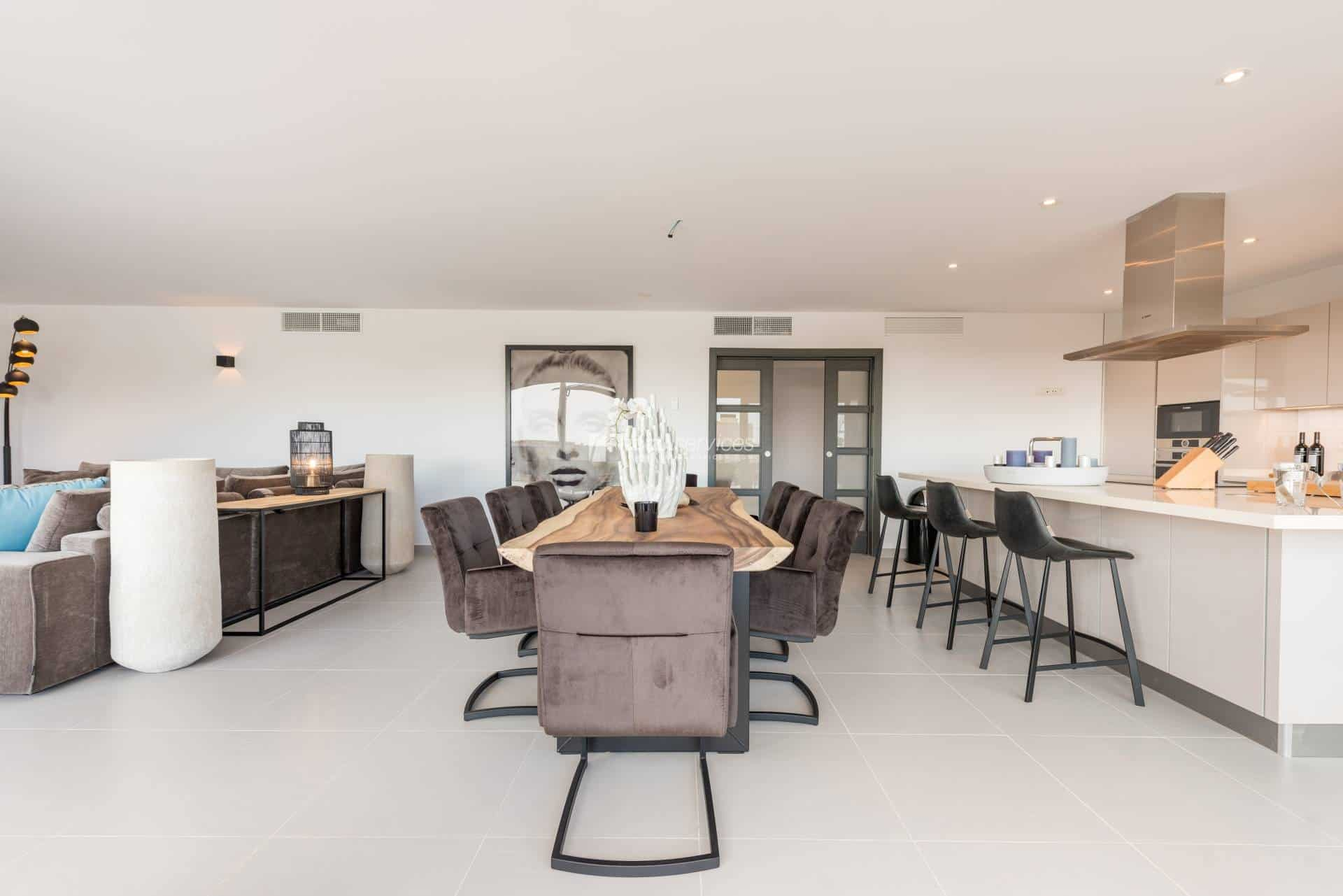 Modern penthouse 4 bedrooms for sale Jesus perspectiva 19
