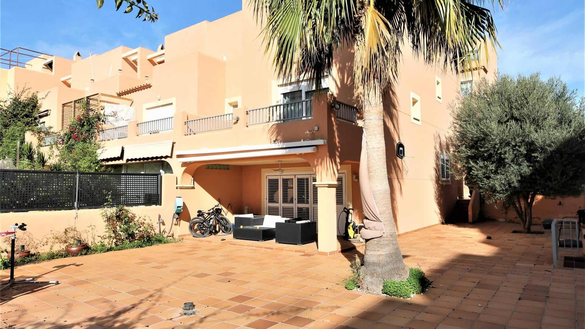 Purshase a Triplex Apartment in Can Misses Ibiza