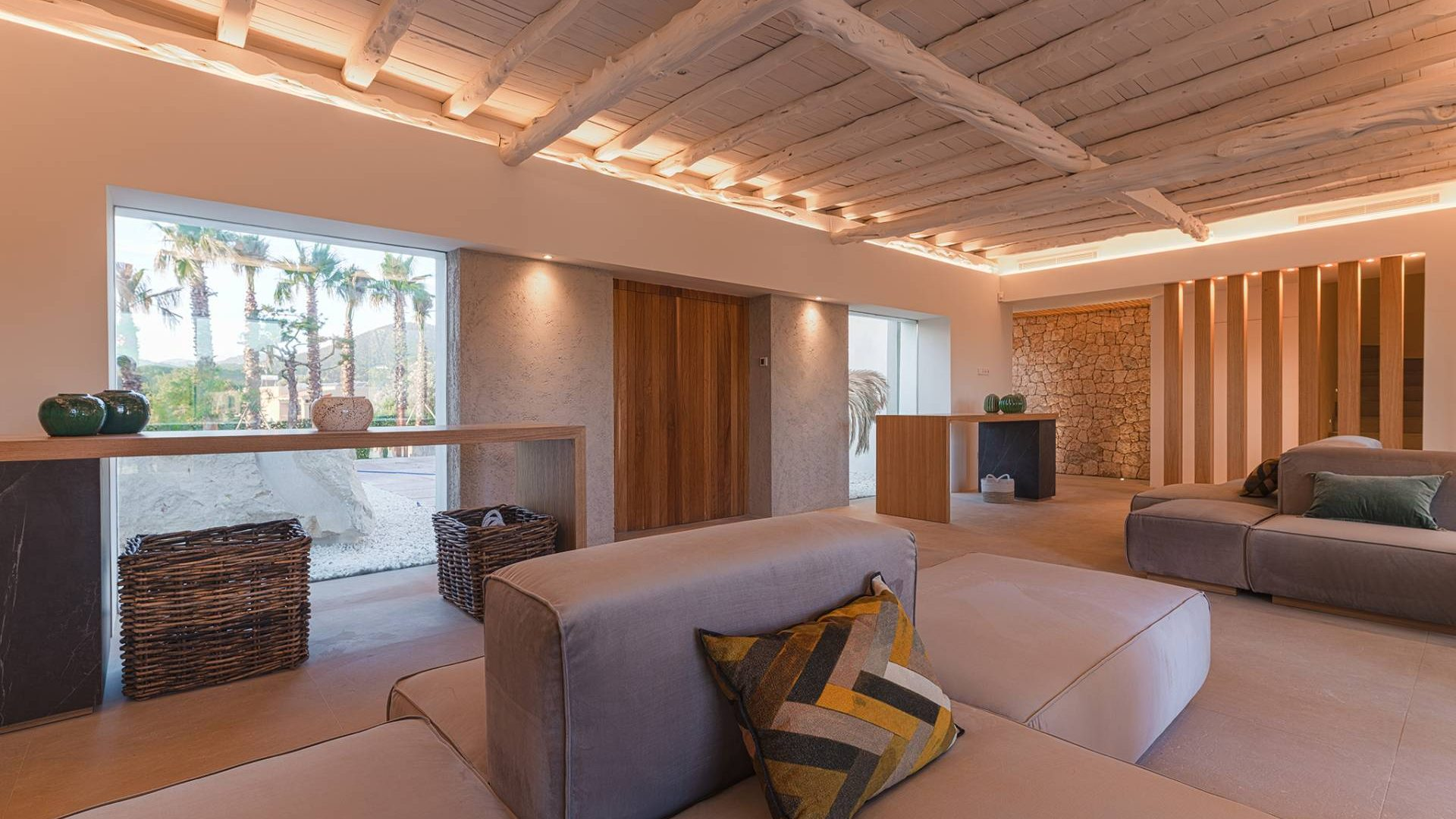 Brand new modern villa Cala Jondal close to Blue Marlin