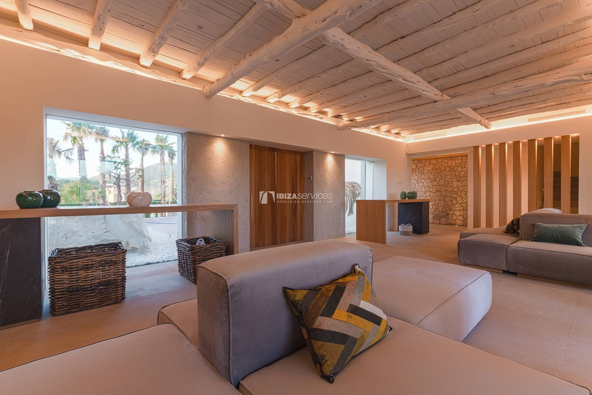 Brand new modern villa Cala Jondal close to Blue Marlin perspectiva 14