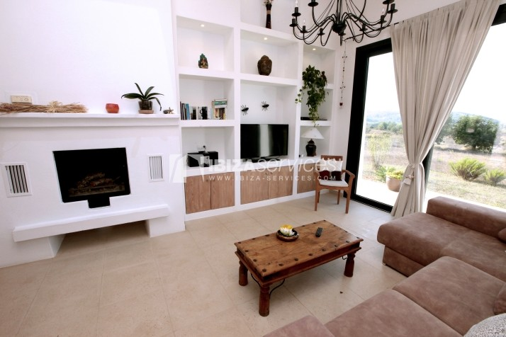 Rustic villa San Miguel 1 km from the beach
