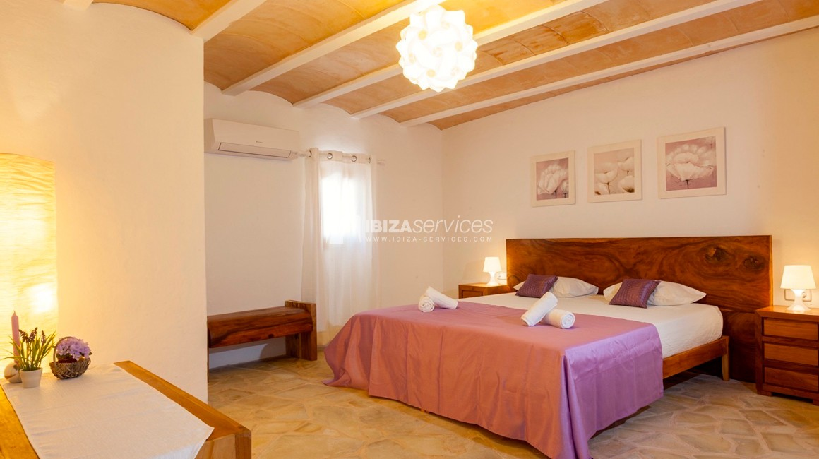 Small ibicencan style cottage for rent perspectiva 7