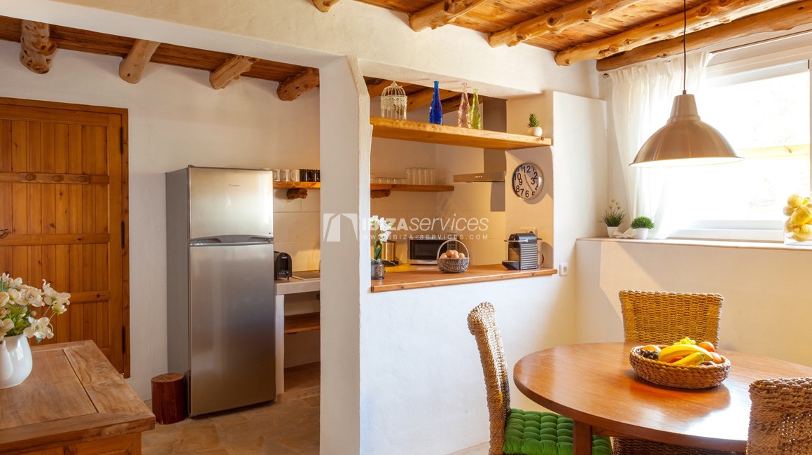 Small ibicencan style cottage for rent perspectiva 10