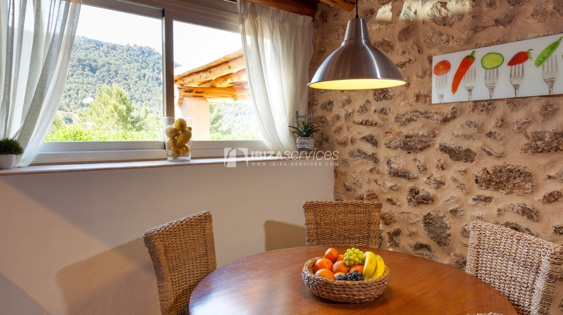 Small ibicencan style cottage for rent perspectiva 12