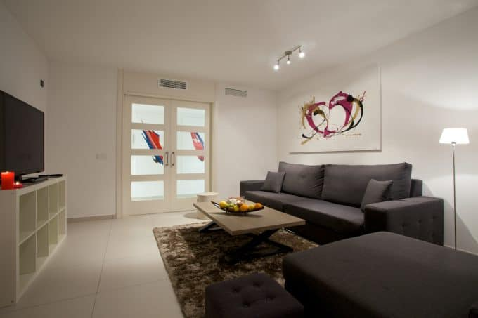 Paseo maritime winter rental 3 bedroom modern apartment