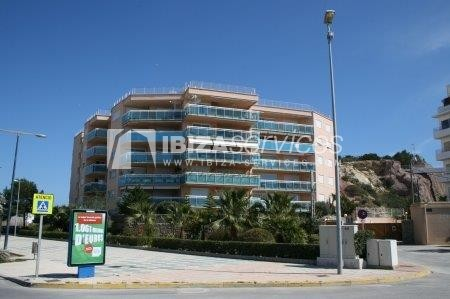 yearly rental penthouse apartment 4 bedrooms paseo maritimo Ibiza perspectiva 30