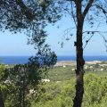 Land for sale Es Partas area Cala Tarida