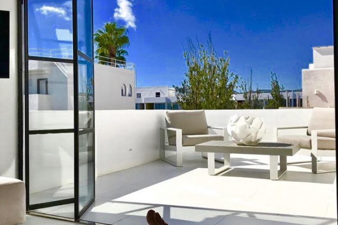 Buy one bedroom apartment playa d'en bossa