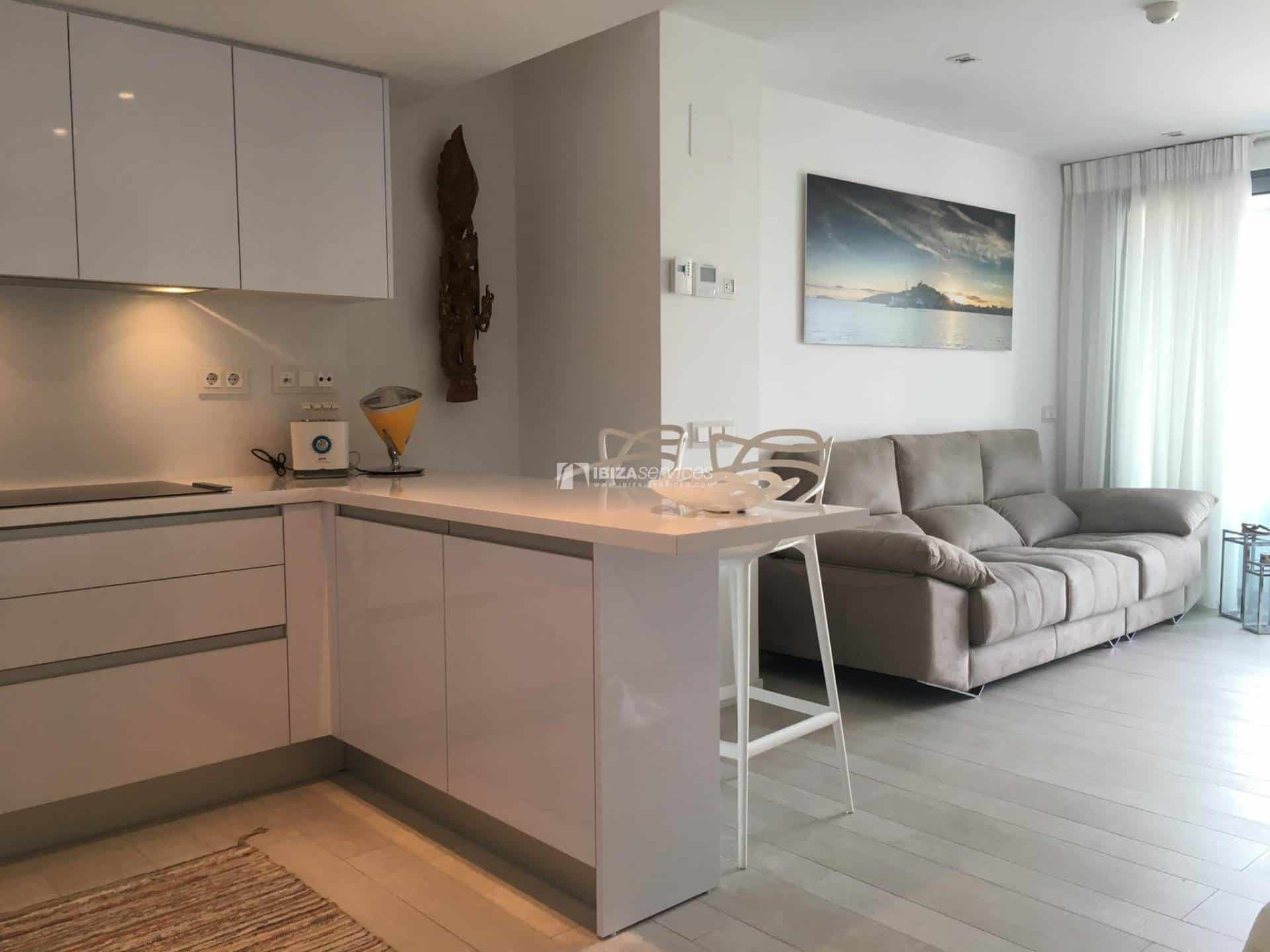 White Angel Ibiza 2 bedroom apartment for sale perspectiva 8