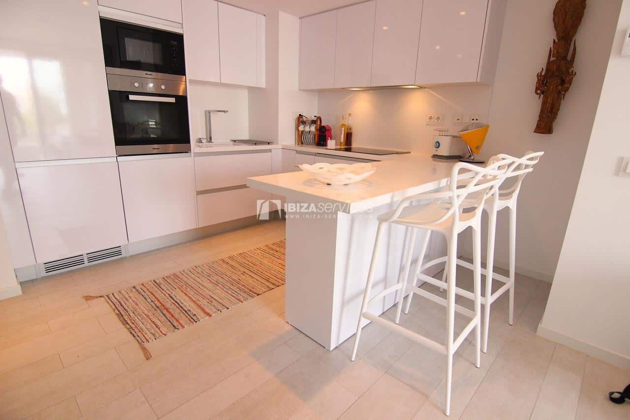 White Angel Ibiza 2 bedroom apartment for sale perspectiva 4